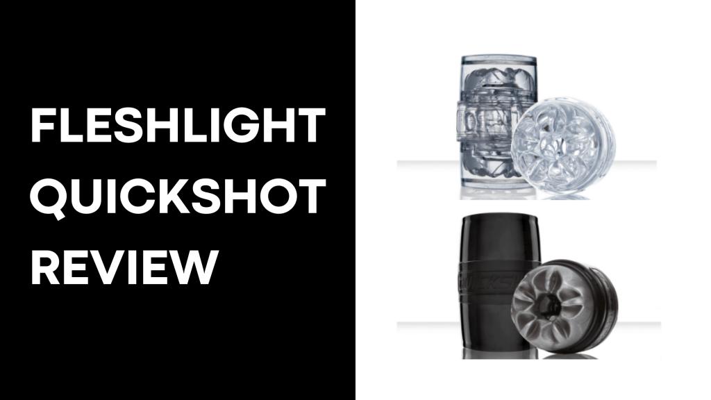 banner with fleshlight quickshot vantage & fleshlight quickshot boost