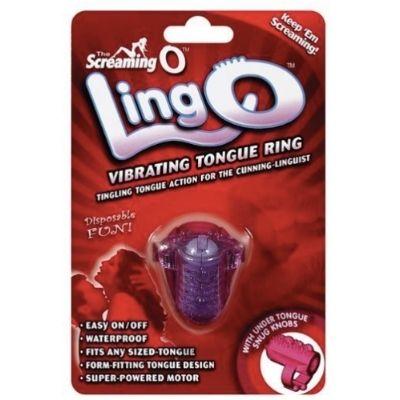 The Screaming O Lingo